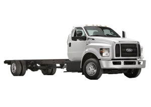 Image of a Ford F-650 Chassis Cab