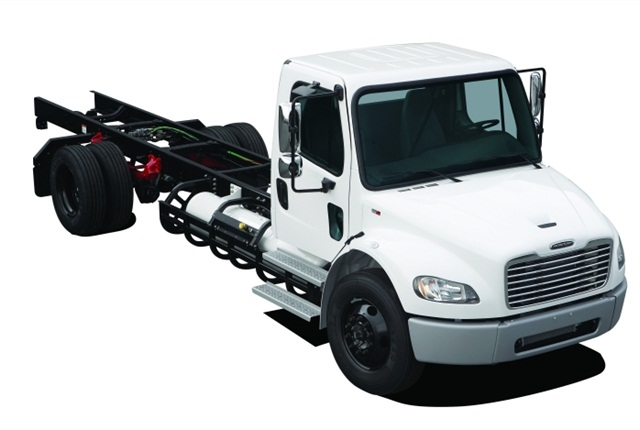 Image of a Freightliner Custom Chassis MT-45/55