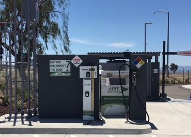 Image of the Colton Pepper Express ARRO Autogas site.