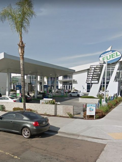 Image of the San Diego Pearson Fuel Depot ARRO Autogas site.