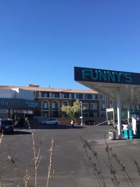 Image of the ARRO Autogas Funny's Las Vegas ARRO Autogas site.